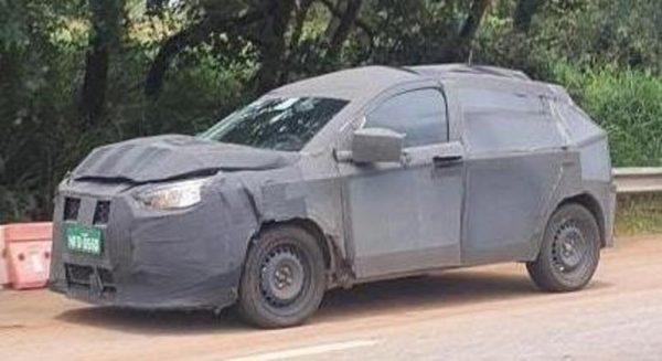 Novo SUV da Fiat deve ter motor 1.0 turbo e utilizar base do Argo