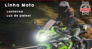 Tromot destaca linha de iluminação LED para motocicletas