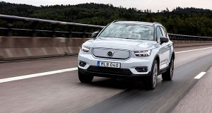 Volvo confirma XC40 Recharge e plano de eletrificação até 2030