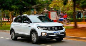 Em 2020 VW alcançou 4,37% de participação de mercado na América Latina