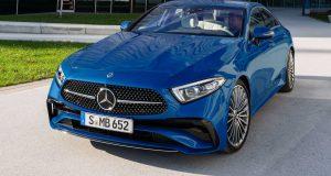 Linha 2022 do Mercedes-Benz CLS recebe pacote tecnológico e facelift