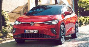 Volkswagen lança SUV elétrico ID.4 GTX na Europa