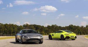 Aston Martin vai vender 8 modelos no Brasil ainda este ano