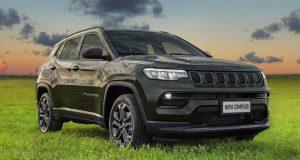 Jeep Compass 2022 sofre o primeiro aumento de preço e parte de R$ 143 mil