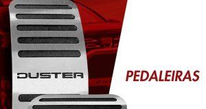GPI Automotive destaca pedaleiras para Renault Duster