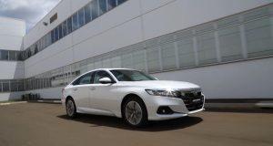 Sem dizer o preço, Honda apresenta Accord híbrido para o Brasil