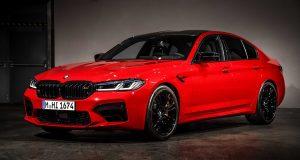 BMW M5 Competition será vendido por R$ 1 milhão no Brasil