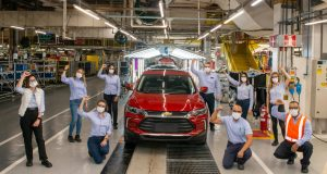 Chevrolet Tracker chega a marca de 100 mil unidades fabricadas