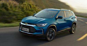 Chevrolet Tracker foi líder no segmento de SUV compacto em março