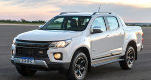 Chevrolet S10 2022 ganha novas rodas na versão LTZ