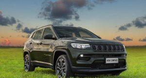 Jeep abre pré-venda para novas versões do Compass 2022; veja os preços