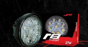 JR8 Imports destaca Farol Auxiliar R8 Headlight