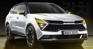 Antes do lançamento novo Kia Sportage tem projeção divulgada