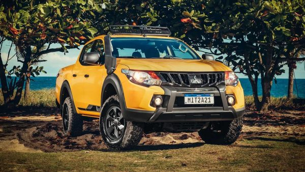 Mitsubishi apresenta L200 Triton Savana por R$ 204.990