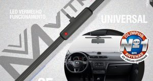 Olimpus Automotive destaca antena interna Maxi Vitra 1000 universal
