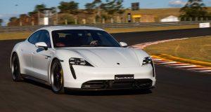 Taycan é terceiro mais comercializado pela Porsche no Brasil