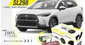 Quantum Group destaca Safelift SL298 para o novo Toyota Corolla Cross