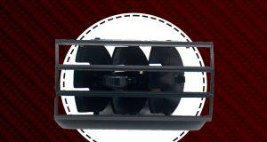 Nat Indústria destaca difusor de ar para Volkswagen Gol, Voyage, Parati e Saveiro