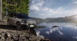 Nos Estados Unidos Ford Bronco recebe prêmio de segurança