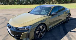 Audi abre pré venda do novo RS e-tron GT por R$ 949,9 mil