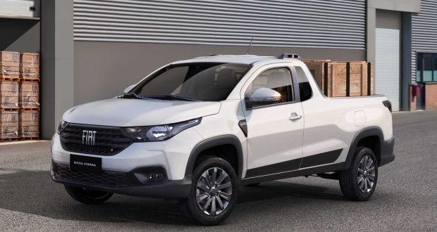 Fiat Strada 2022 será vendida a partir de R$ 77 mil