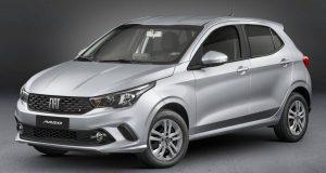 Fiat Argo lidera as vendas em prévia no mês de maio
