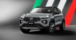 Antes do lançamento Fiat mostra imagens de seu novo SUV