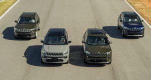 Jeep Compass chega a marca de 250 mil unidades vendidas no Brasil