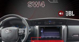 Kronos destaca central multimídia para Toyota SW4