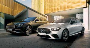 Mercedes-Benz lança Classe E com preço a partir de R$ 555 mil