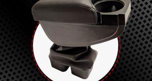 Nat Indústria destaca apoio de braço com porta-copo para Honda New Fit