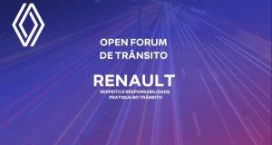 Renault promove debates sobre as condições do trânsito brasileiro; situação preocupa