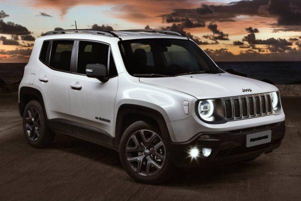 Veja o top dez SUVs compactos mais vendidos em abril; Jeep Renegade foi líder