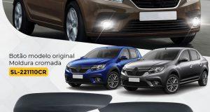 Shocklight lança kit de farol auxiliar para Renault Sandero e Logan