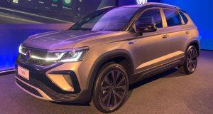 Volkswagen Taos já podem ser reservado nas concessionárias; preço vai de R$ 150 a R$ 190 mil