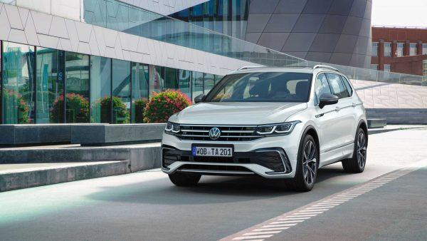 Volkswagen Tiguan Allspace é apresentada nos EUA