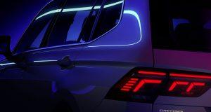 Volkswagen mostra detalhes do novo Tiguan Allspace que estreia dia 12 de maio