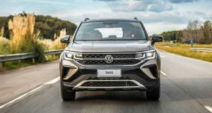 Volkswagen Taos teve pré-venda esgotada em 7 minutos