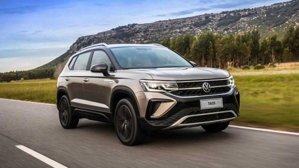 Volkswagen Taos terá custo de reparo mais barato do que os concorrentes, diz marca