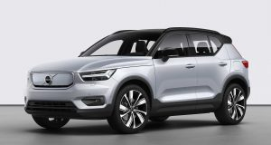 Volvo XC40 elétrico teve pré-venda esgotada em 20 dias