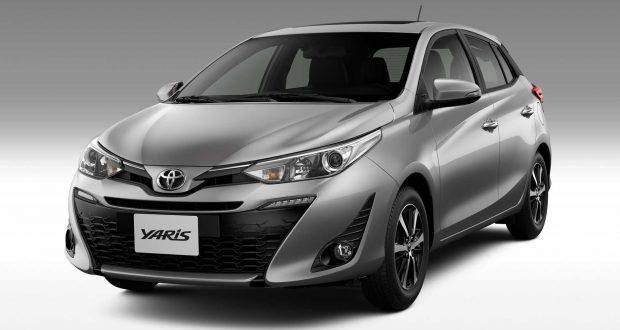 Toyota reajusta novamente o preço do Yaris; preço já supera R$ 100 mil