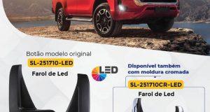 Shocklight lança Kit de Farol Auxiliar para Toyota Hilux