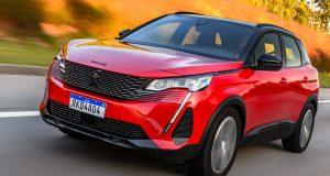 Peugeot reajusta preços do 3008 que agora parte de R$ 244 mil