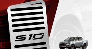 GPI Automotive destaca descanso de pé para o Chevrolet S10