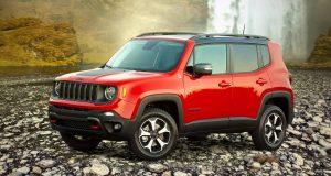 Jeep Renegade fecha o mês de maio na liderança entre os SUVs compactos