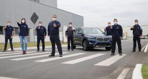 BMW chega a marca de 70 mil carros fabricados em Santa Catarina