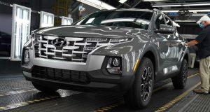 Hyundai Santa Cruz começa a ser fabricado nos Estados Unidos e deve estrear por aqui