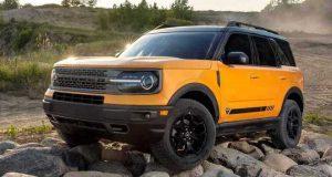 Recém-lançado Ford Bronco já sofre o primeiro aumento de preço; R$ 264 mil