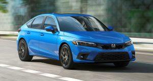Honda apresenta novo Civic Hatch nos Estados Unidos