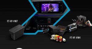 Faaftech destaca Interface de vídeo para o novo Volkswagen Taos
